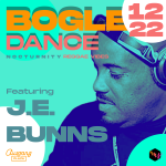 Bogle Dance Nocturnity Reggae Party J.E. Bunns