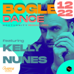 Bogle Dance Nocturnity Reggae Party Kelly Nunes