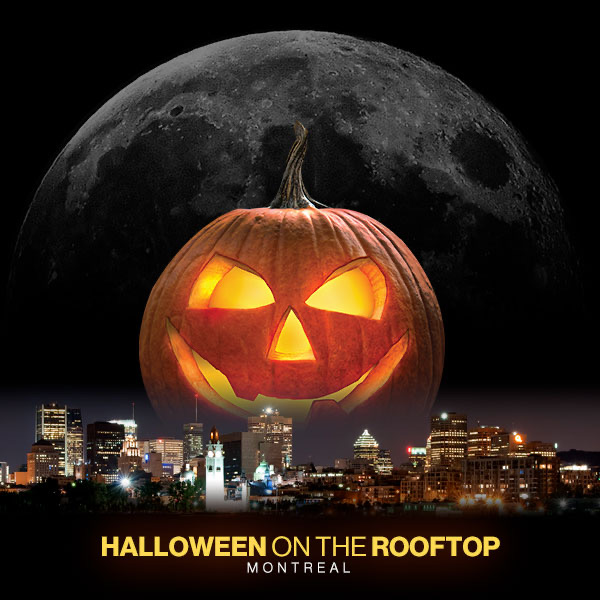 Halloween on the Rooftop